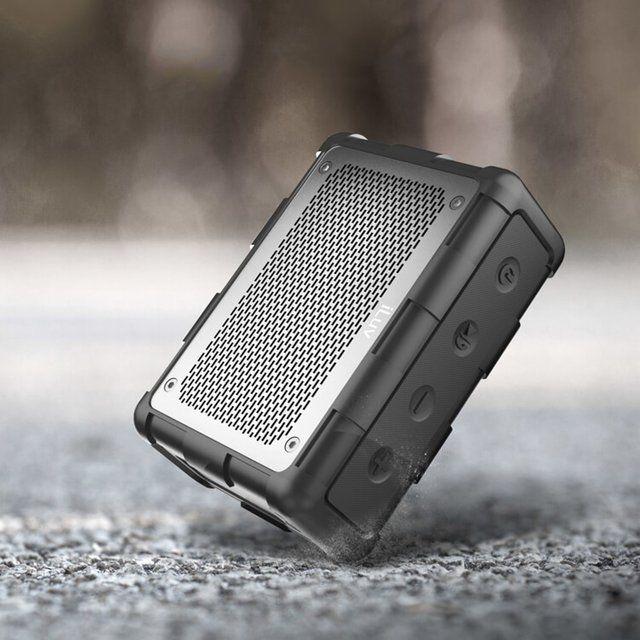 Impact Level 2 Waterproof Floating Bluetooth Speaker Rugged