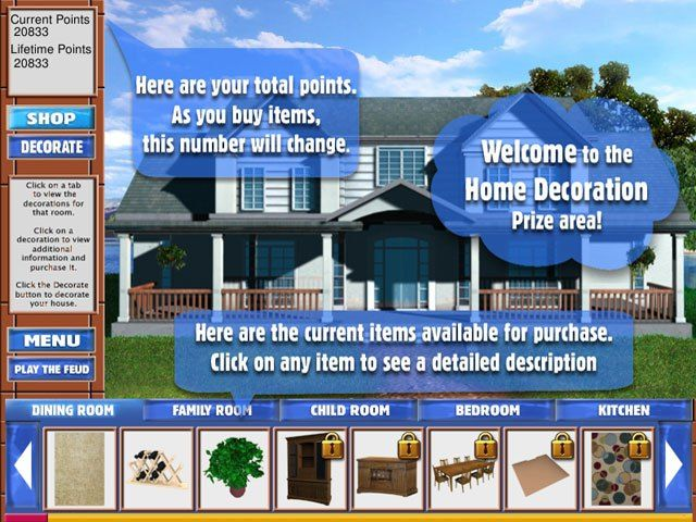 family feud dream home game download logler buy dream home question on kodu game design, web game design, photoshop game design, rpg game design, android game design, google sketchup game design, uat game design,