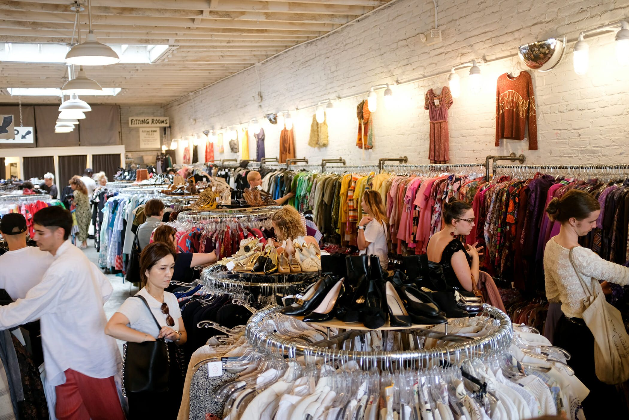529e9159c9 A Guide to the Best Vintage and Thrift Stores in New York THERE ARE MORE  CHOICES IN VINTAGE YEAR ROUND!