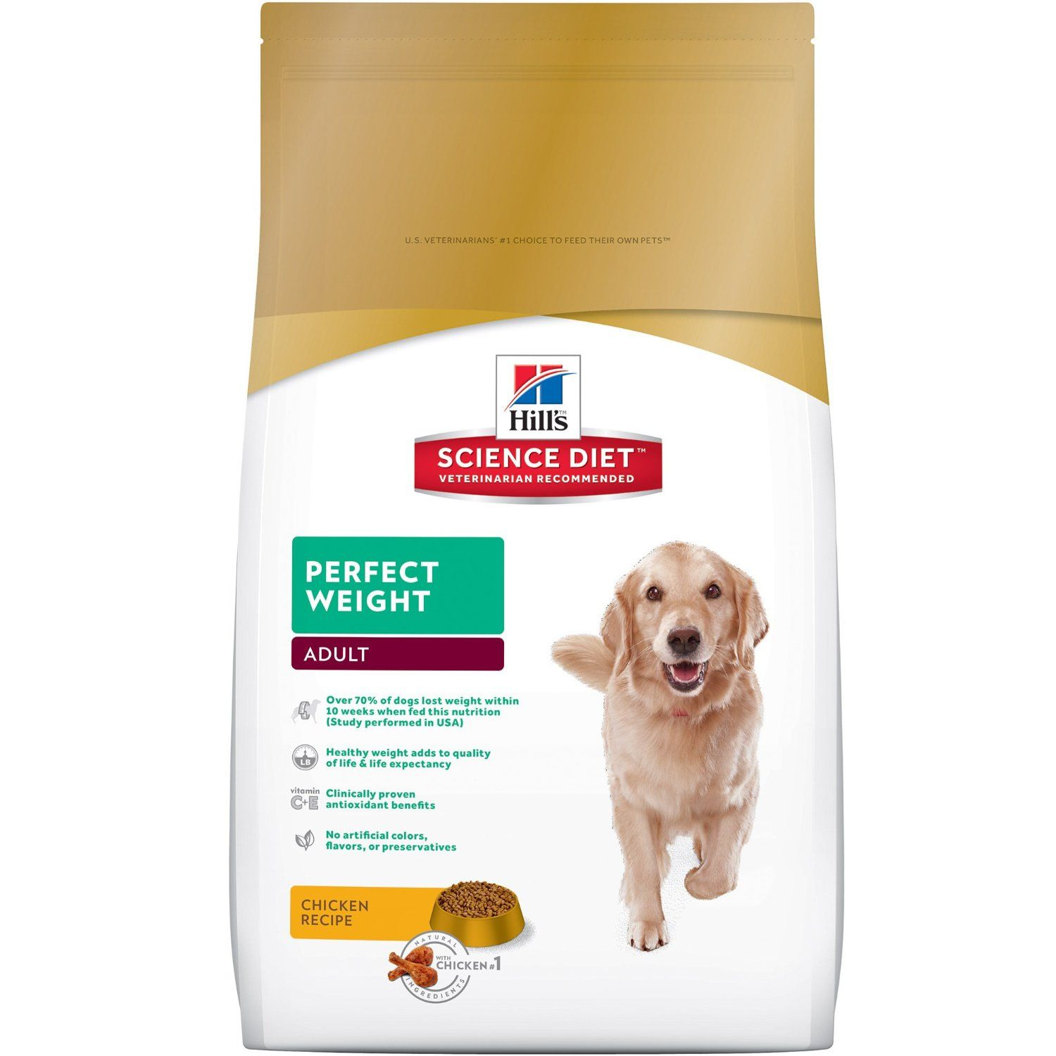 Hill's Science Diet Perfect Weight Dry Dog Food >>> Review