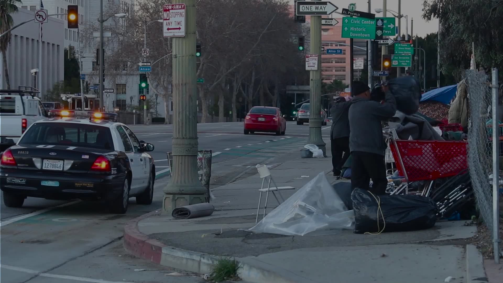Homelessness In Los Angeles County Los Angeles County Los Angeles Homeless