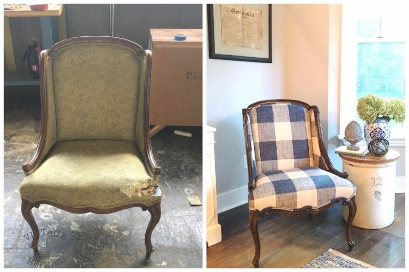 My $10 Craigslist Chair | Chair, Furniture, New furniture