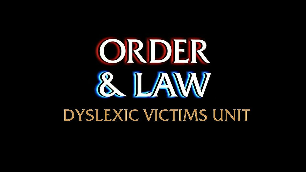 In the criminal justice system, dyslexia-based offenses are considered especially unfortunate.  In Manchester, New Hampshire, the dedicated marketing agencies who exploit these types of problems are members of an elite squad known as MJB Photographic Solutions®.  This is their graphic design.  #LawandOrder #LawandOrderSVU #LawandOrderSpecialVictimsUnit #SpecialVictimsUnit #dyslexia #parody #graphicdesign #marketing #advertising #smallbusiness #smallbiz #MJBPhotographicSolutions