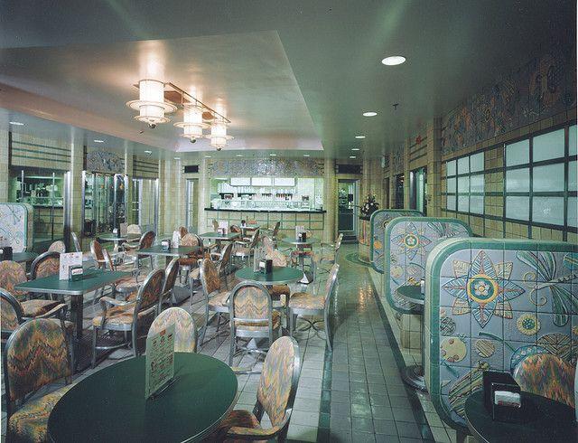 Rookwood Tearoom Cincinnati Ohio
