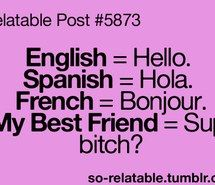 Funny Best Friends Comment Phrase Quote Quotes Funny Lol