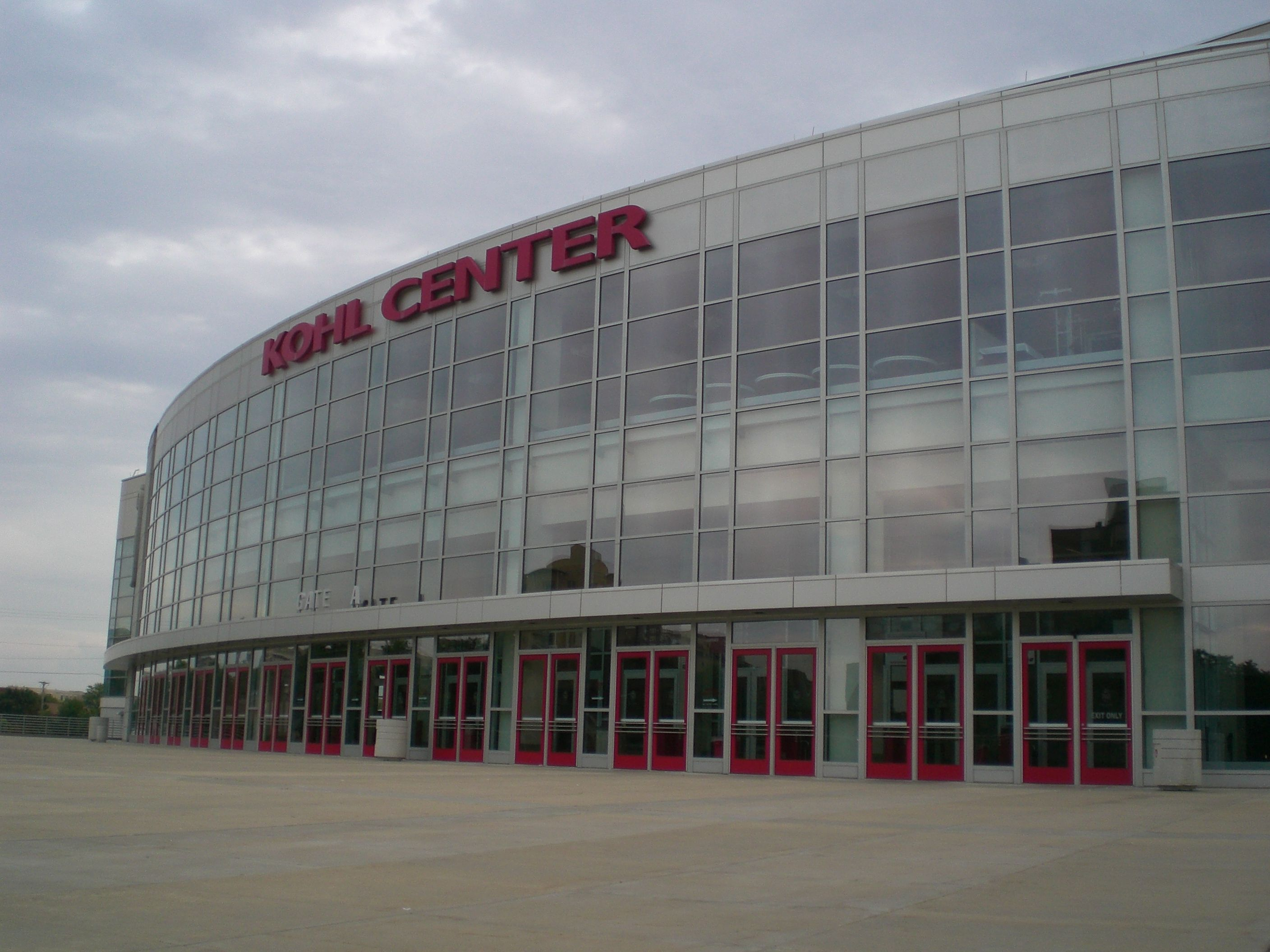 Kohl Center Madison, WI Catch the indoor Badger sports
