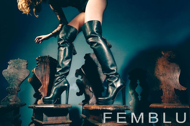 Femblu Collection Autumn Winter 2012 - 2013