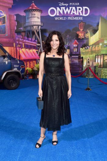 #Disney/#Pixar's #Onward takes us to a magical new world, and #JuliaLouisDreyfus says she's never seen anything quite like it, but she loves it!  #OnwardPixar #Movies #movienews #entertainment #entertainmentnews #celebrities #celebrity  #celebritynews #celebrityinterviews #DisneyPlus