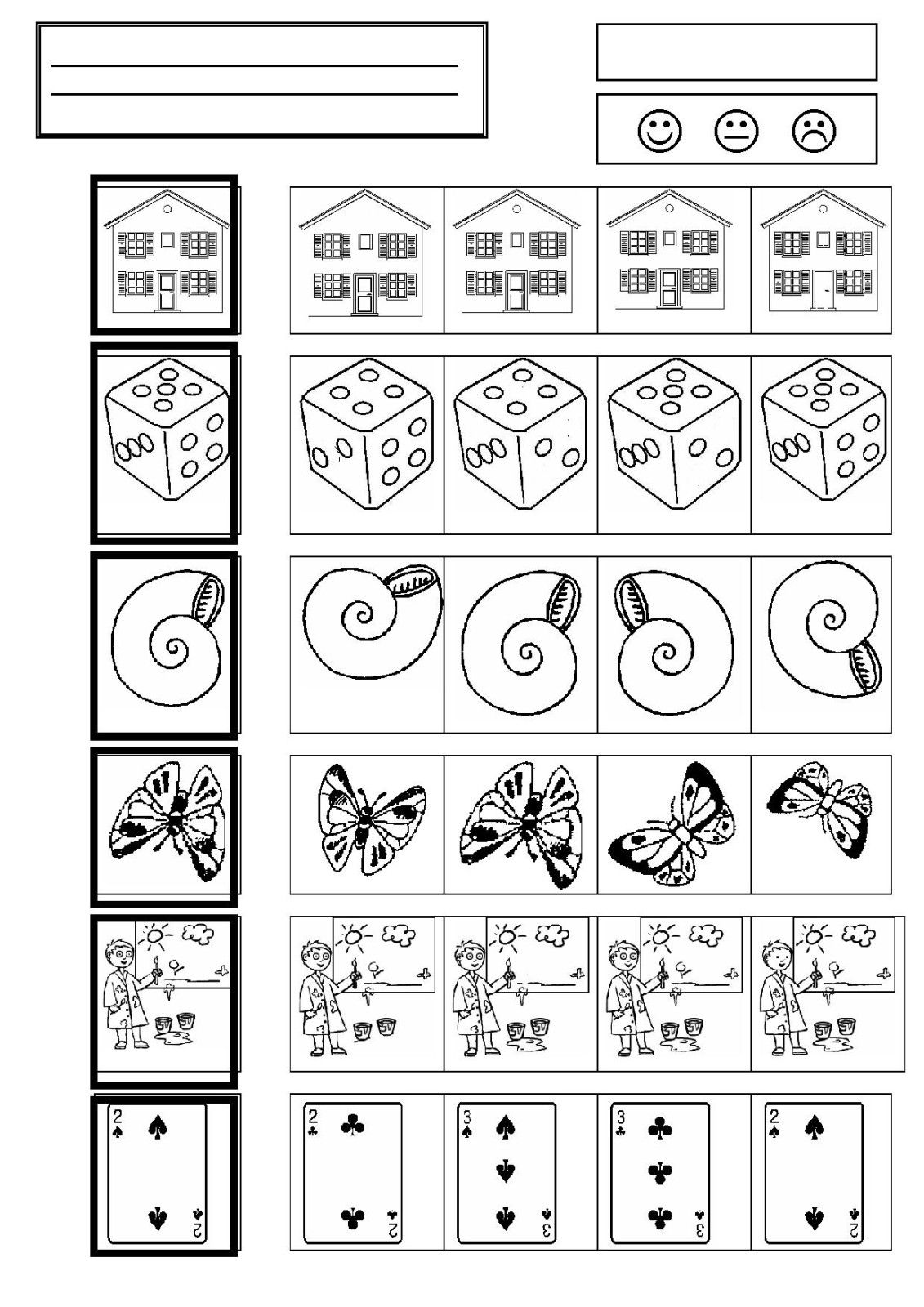 Cognitive Therapy Worksheet Christmas