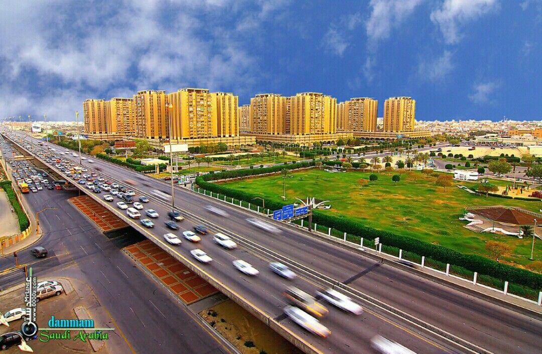 Dammam Saudi Arabia Dammam Saudi Arabia Skyline