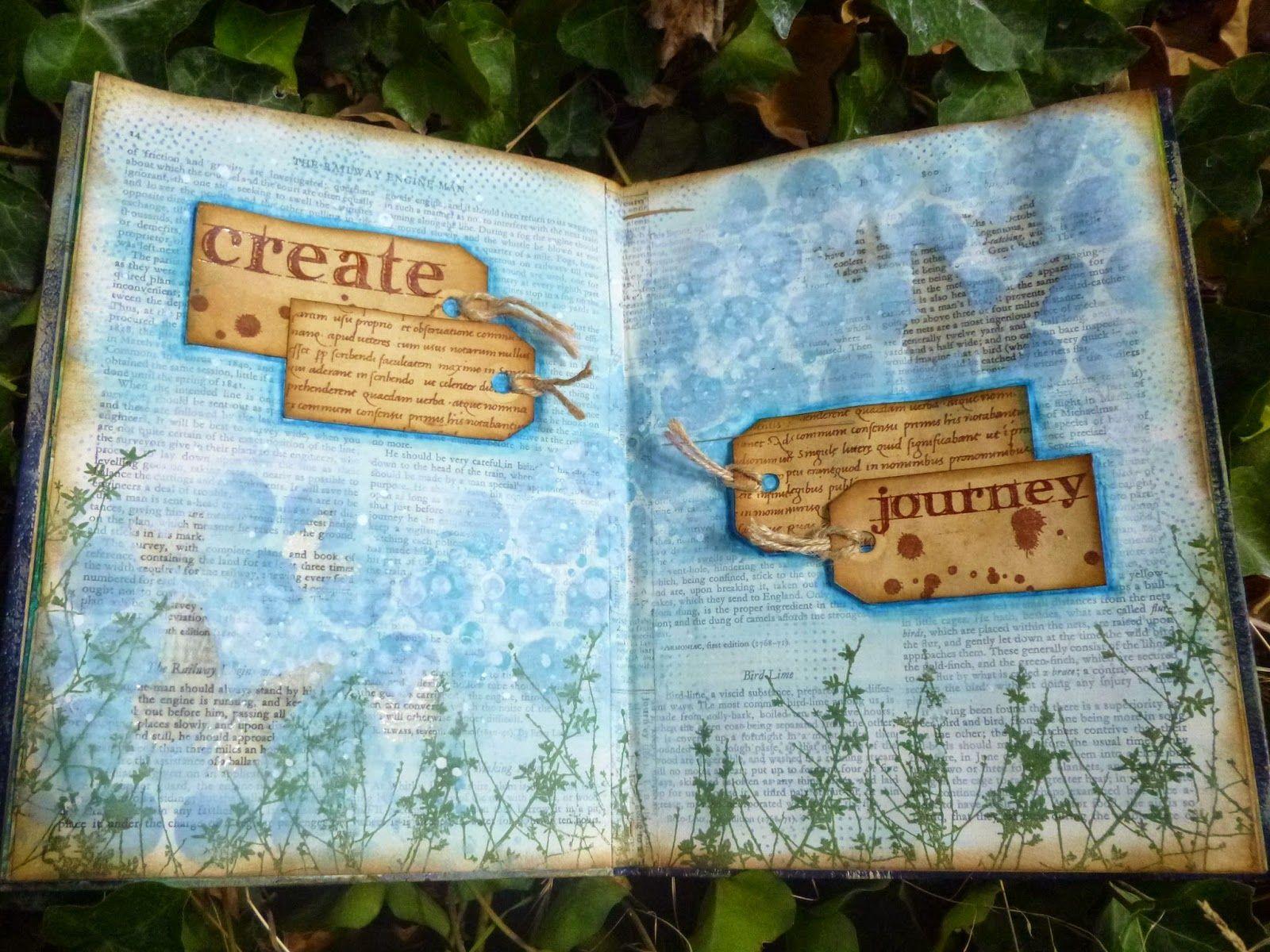 Gentle Journalling for The Artistic Stamper