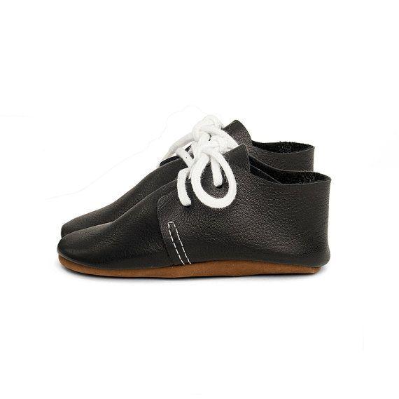 Baby schoen lederen schoenen handgemaakte door