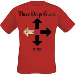 Photo of Three Days Grace Outsider T-Shirt