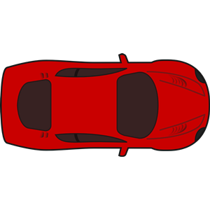 Red Racing Car Top View Clipart Cliparts Of Red Racing Car Top View Free Download Wmf Eps Emf Svg Png Gif Formats Car Top View Free Pictures Top View