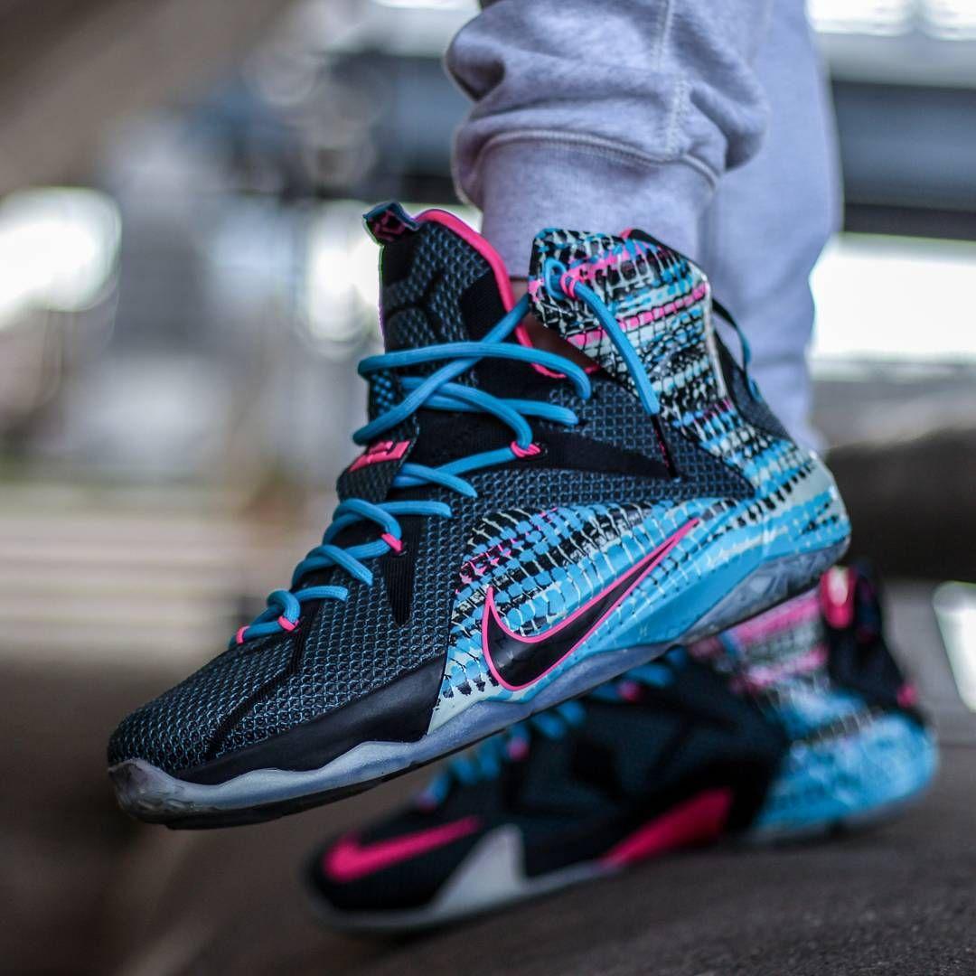 9a152738cf4 Nike LeBron 12