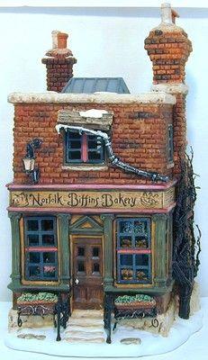 Department 56 Dickens Village Series Norfolk Biffins