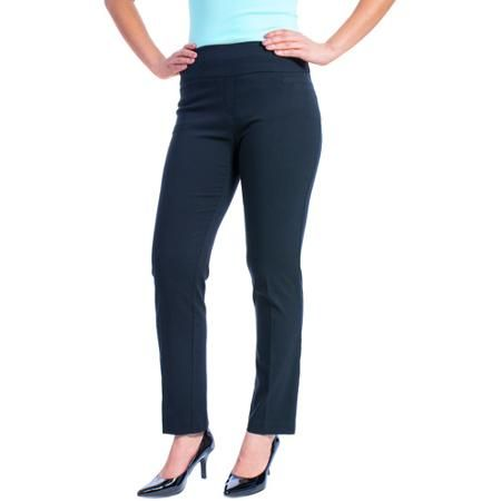 f0df2062b2e  walmart George Women s Millennium Suiting Pull-On Pants -  12 (save 14%