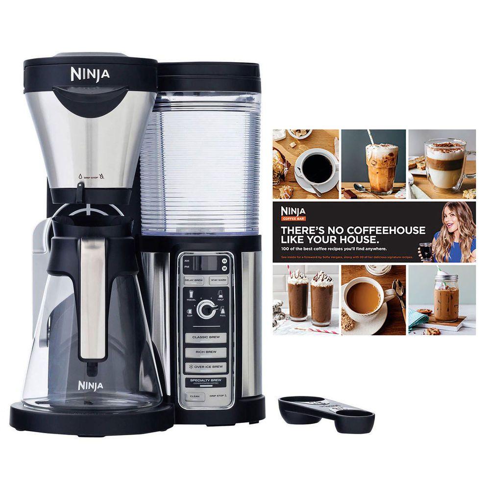 Part Number CF080 CBCF090. Ninja CF080 Coffee Bar AutoIQ