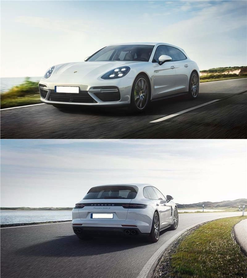 Porsche Panamera Turbo S EHybrid Sport Turismo 2018