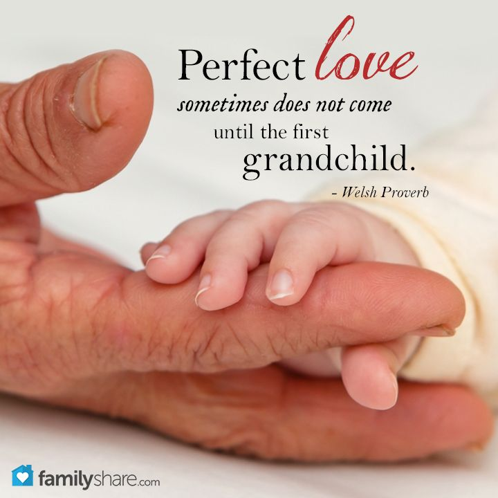 Perfect Love Sometimes Does Not Come Until The First