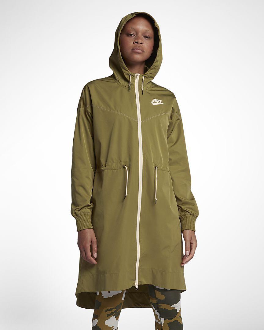 757fbc581 Nike Women's Jacket Sportswear Shield Windrunner | TBD Fashion ...