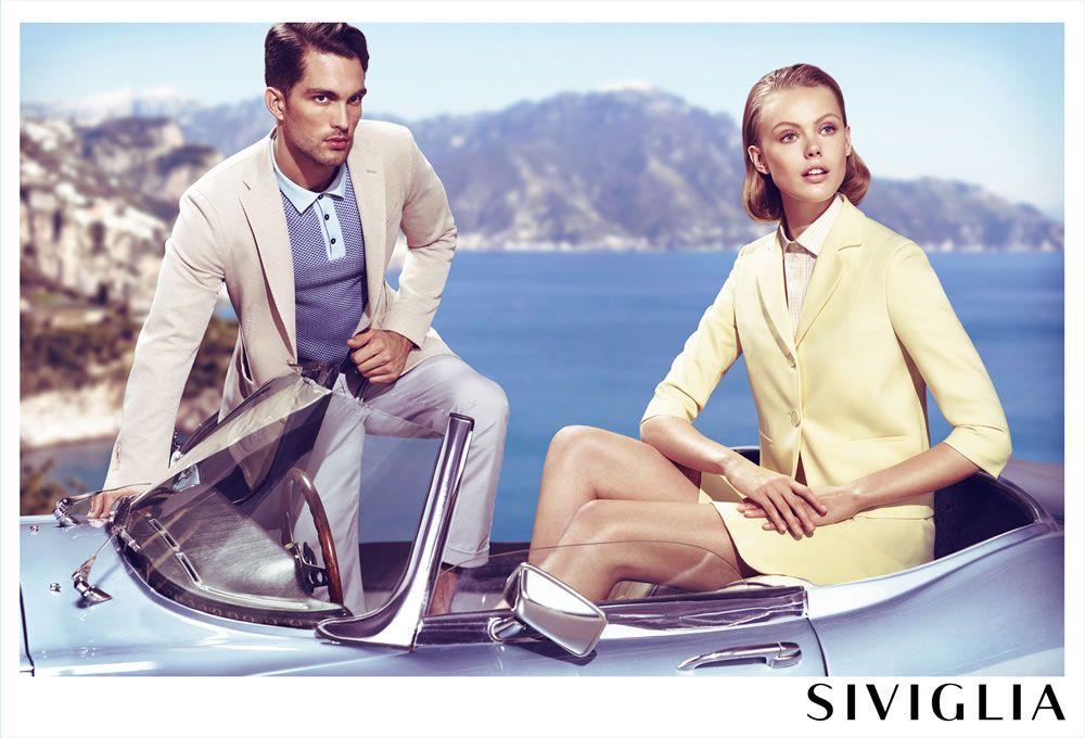 Campagna pubblicitaria Siviglia primavera estate 2013