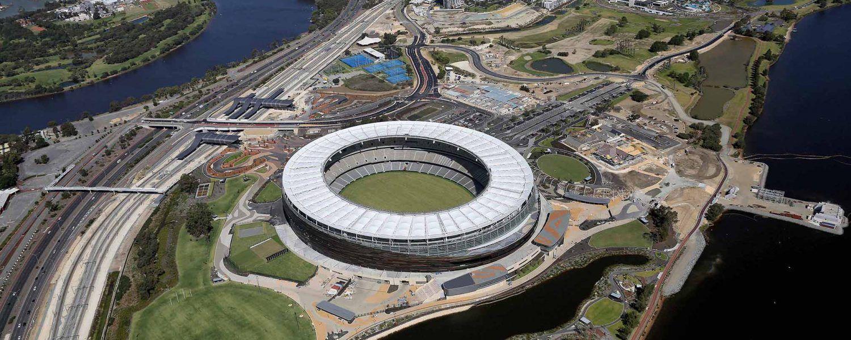 Perth Stadium Rugby league, Perth, Western australia