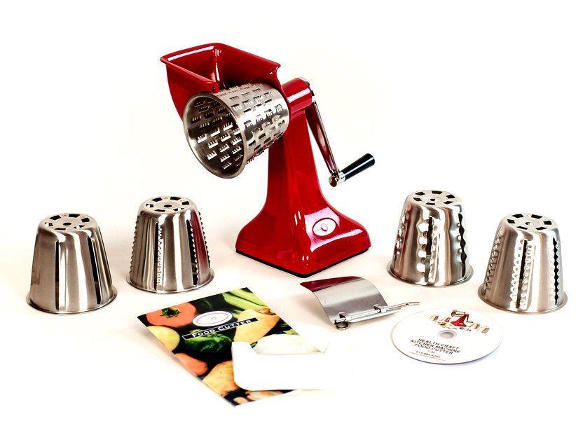Health craft manual food processor salad maker and