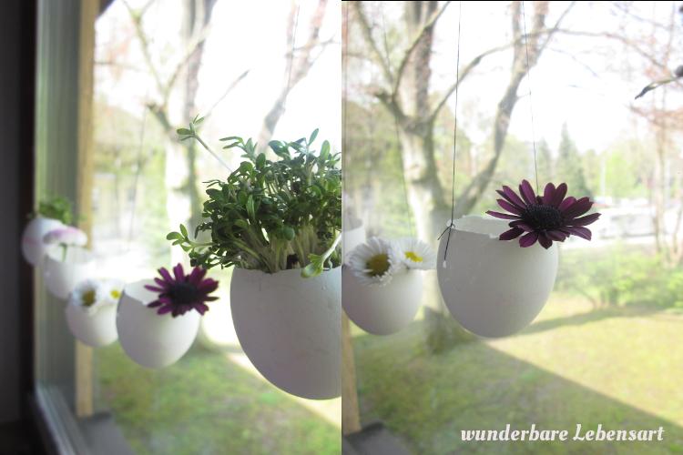 Küchenfenster Deko ~ Diy: kleine osterdeko für das fenster deko pinterest