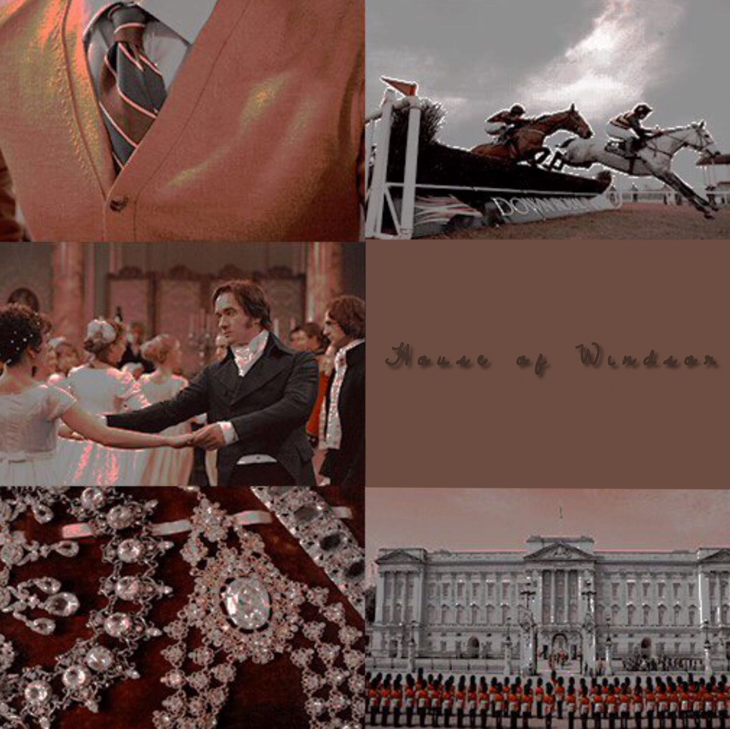 House of Windsor aesthetic #GreatBritain #history