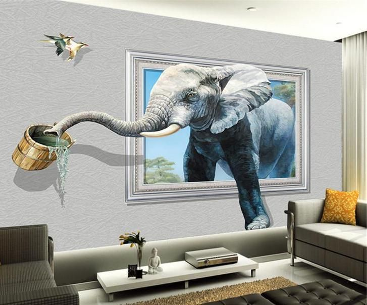Creative Wall Mural The Best Design For Your Home Wall Art Wallpaper Wall Murals 3d Wall Murals