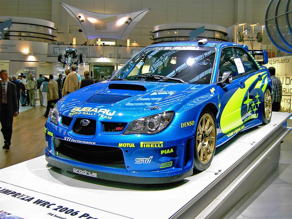 La Subaru Impreza Wrc 2006 Comme Celle Que Vous Avez Crashe 100 Fois Sur Wrc Sur Console De Jeux U R Subaru Cars Subaru Subaru Impreza Sti