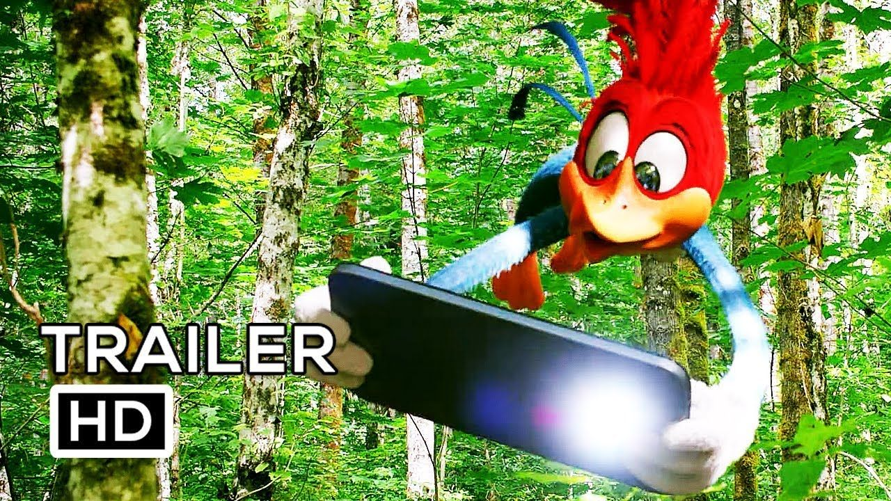 WOODY WOODPECKER Official Trailer (2018) LiveAction