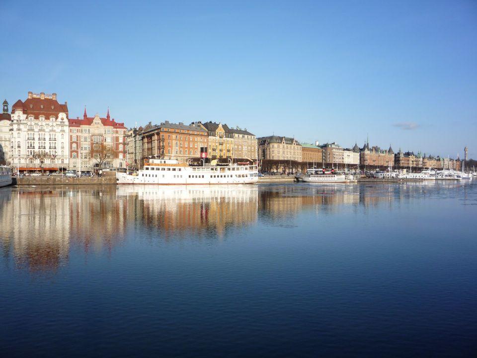 Les parcs et les points de vue de Stockholm