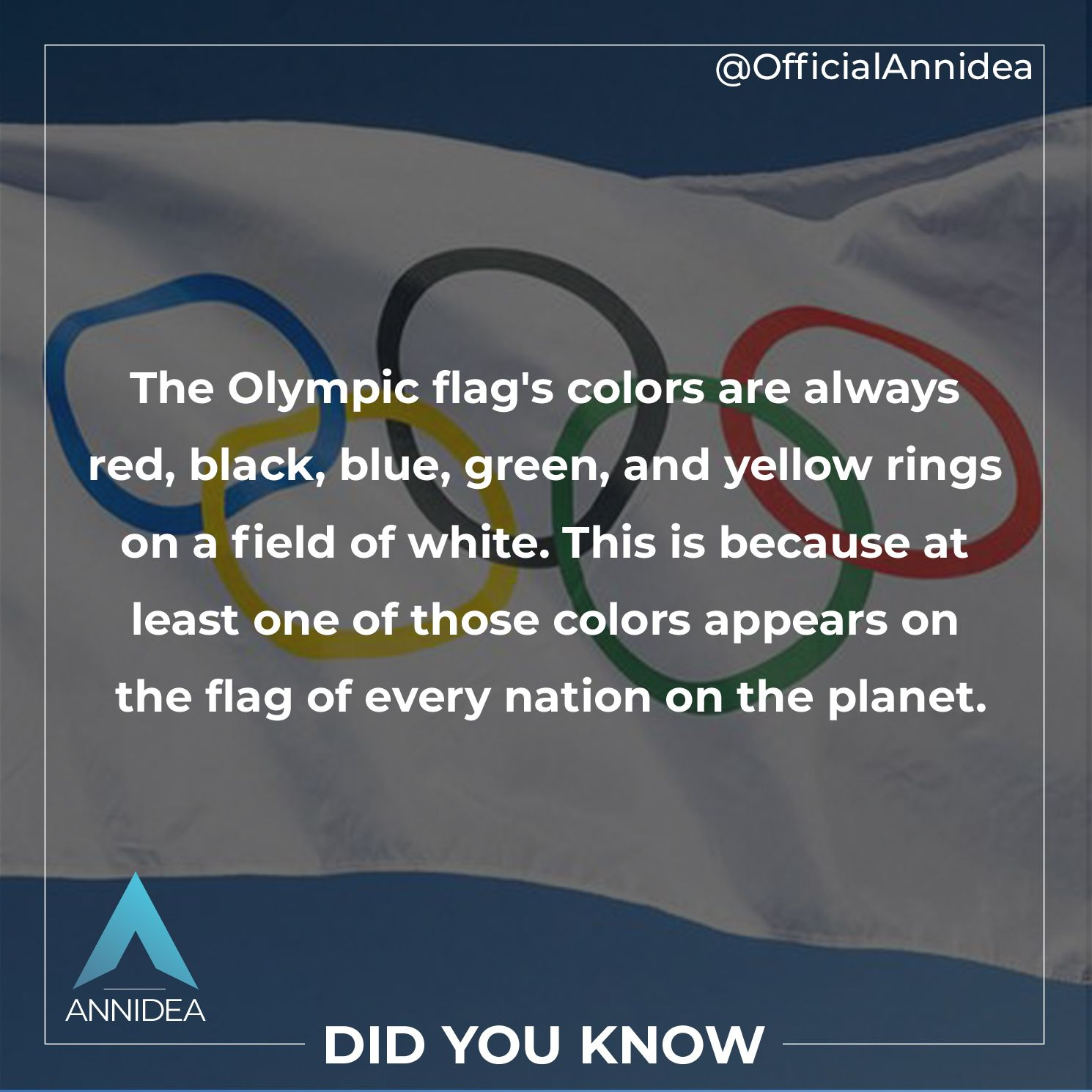 According To The Olympic Charter Rule 8 The Olympic Symbol Olympic Rings Expresses The Activity Of The Olympic Movement Olympic Flag Olympics Olympic Games
