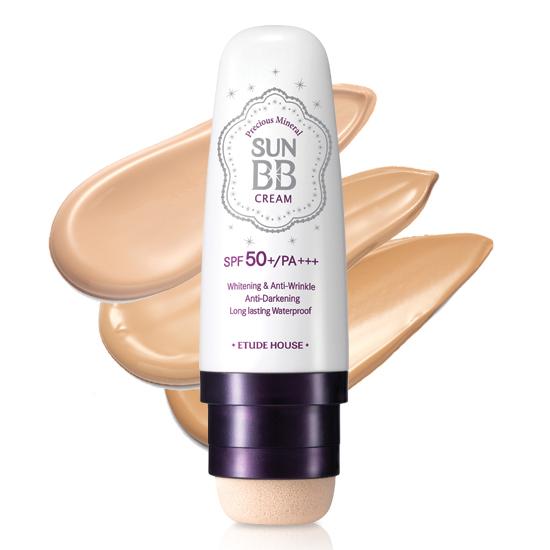 ETUDE Precious Mineral Sun BB cream SPF50+, PA