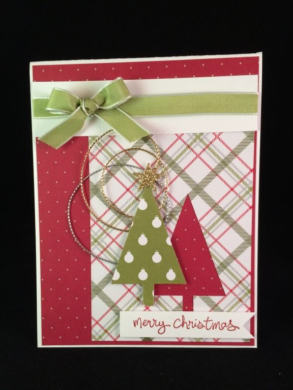Paper Craft Christmas Card Ideas Part - 45: Paper Crafting Picks Of The Week