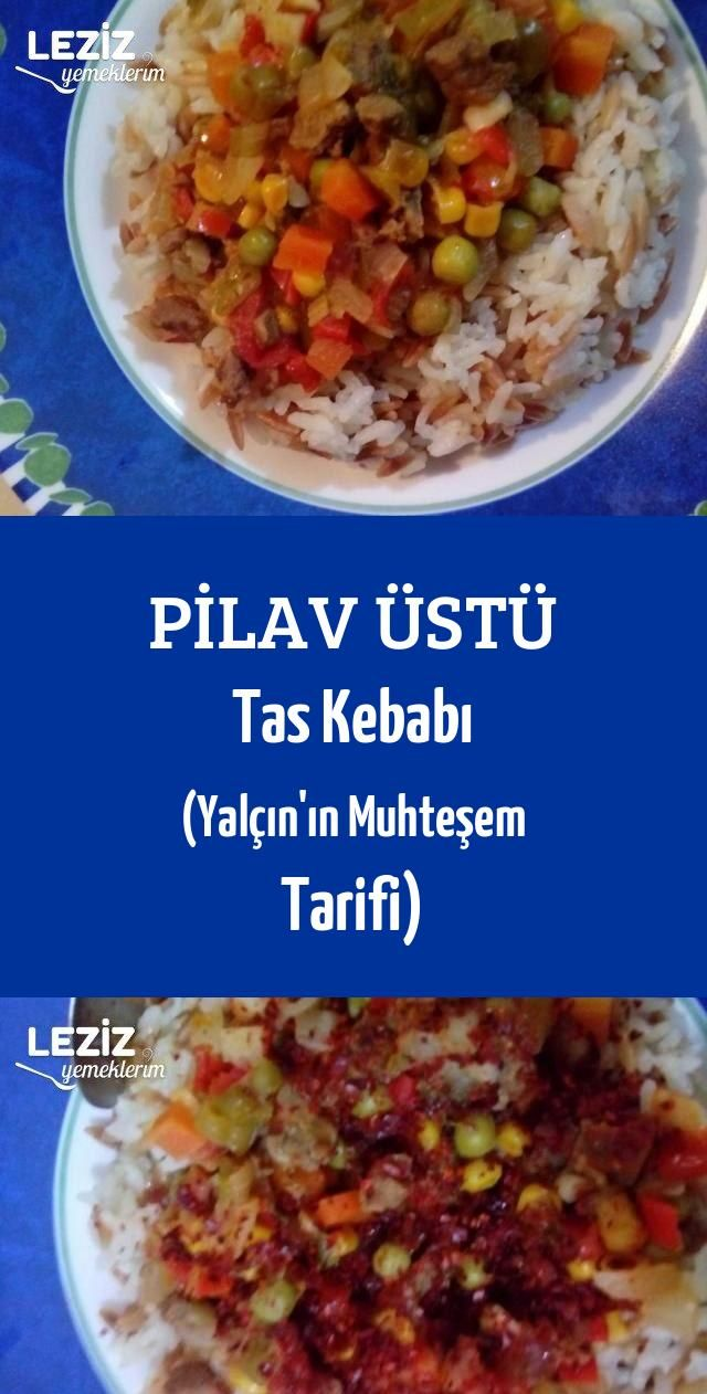 Yörük Kebabı Tarifi