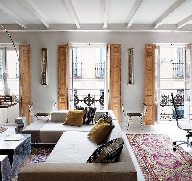 Pin By Sabina Gugelmeier On Loft Interior Folding Dining Chairs Interior Design