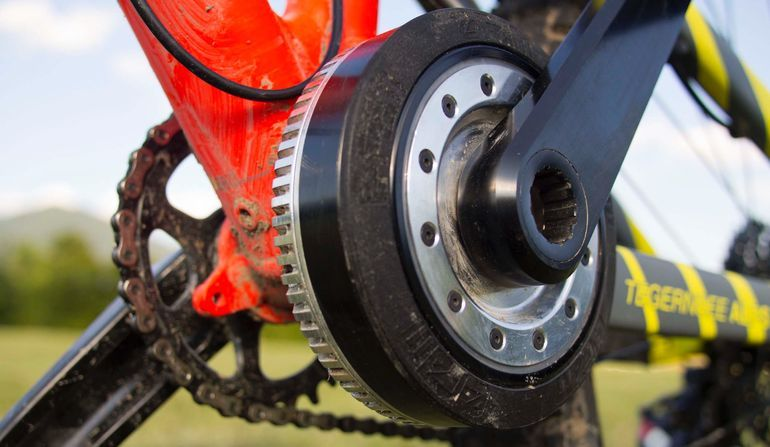 Bionicon S E Ram Mountain Bike Motor Is Light And Low Profile Electric Bike Motor Mountain Biking Bike