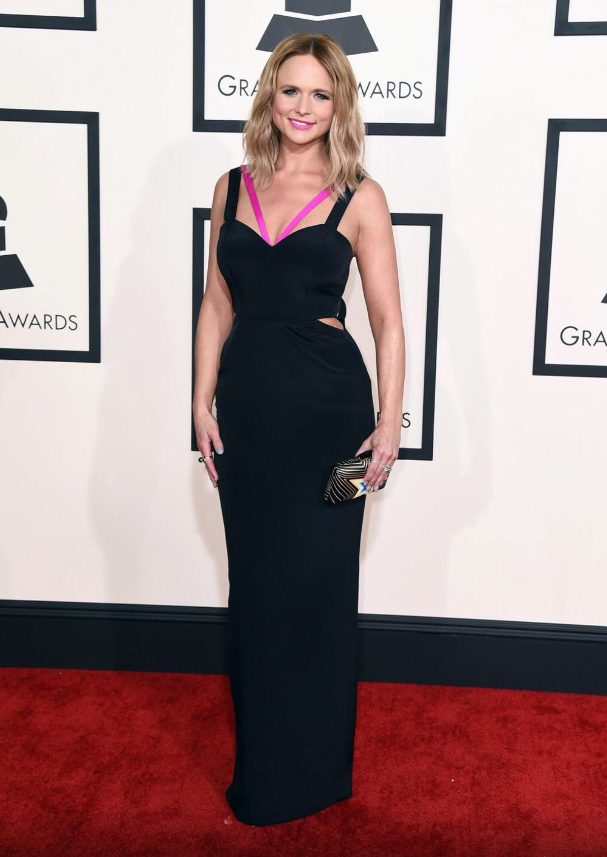 Roter Teppich 2015 Miranda Lambert Grammys 2015 In Gabriela Cadena Passion For Fashion