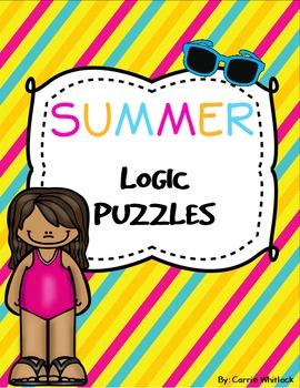 logic and reasoning puzzles pdf