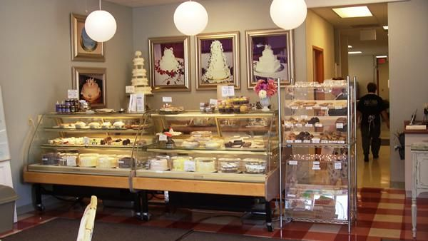 Design Build Bakery Interior Shot Champaign Il With Images