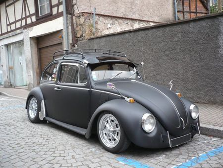 volkswagen coccinelle vw1300 custom molsheim 1 beetle volkswagen pinterest voitures. Black Bedroom Furniture Sets. Home Design Ideas