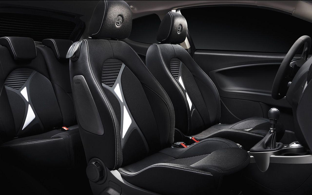 Alfa Romeo Mito Junior interior | Alfa Romeo Mito Junior | Pinterest ...