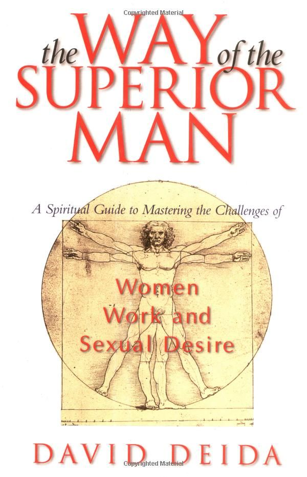 Amazon The Way Of The Superior Man A Spiritual Guide To