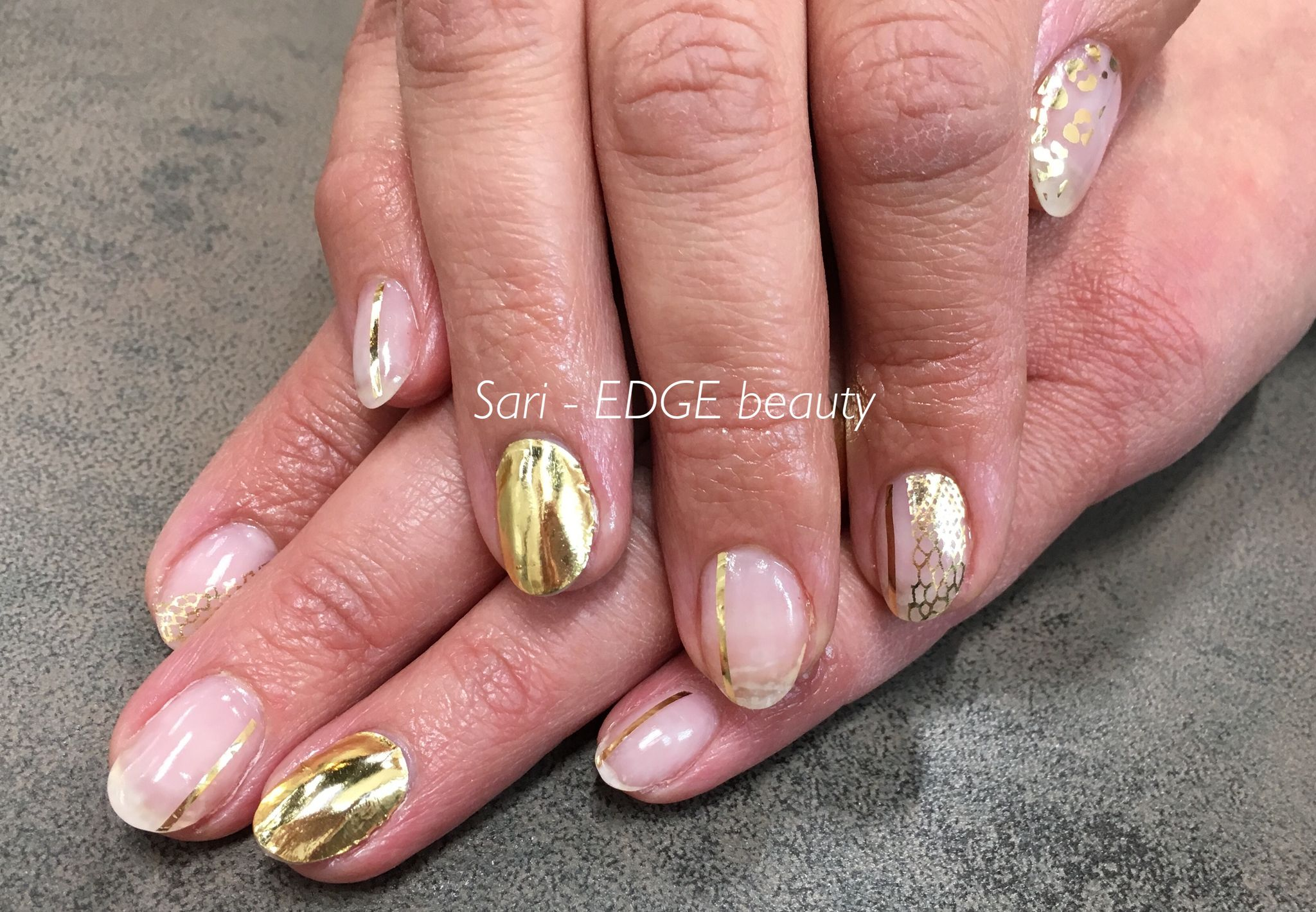 Minxy artistic nail design educator u certified ibx system