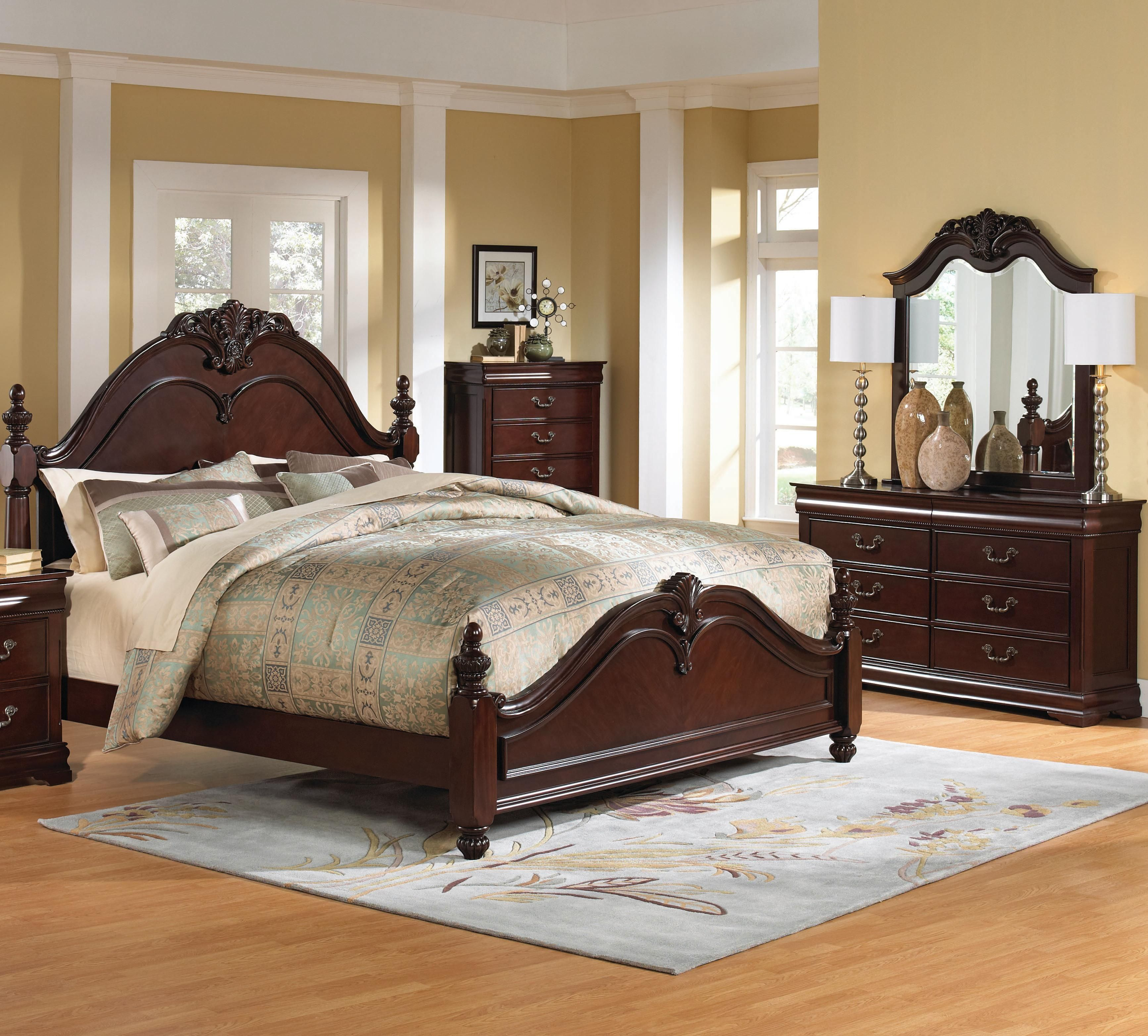 Westchester Queen Bedroom Group By Standard Furniture Easylife Furniture Bedroom Group Los