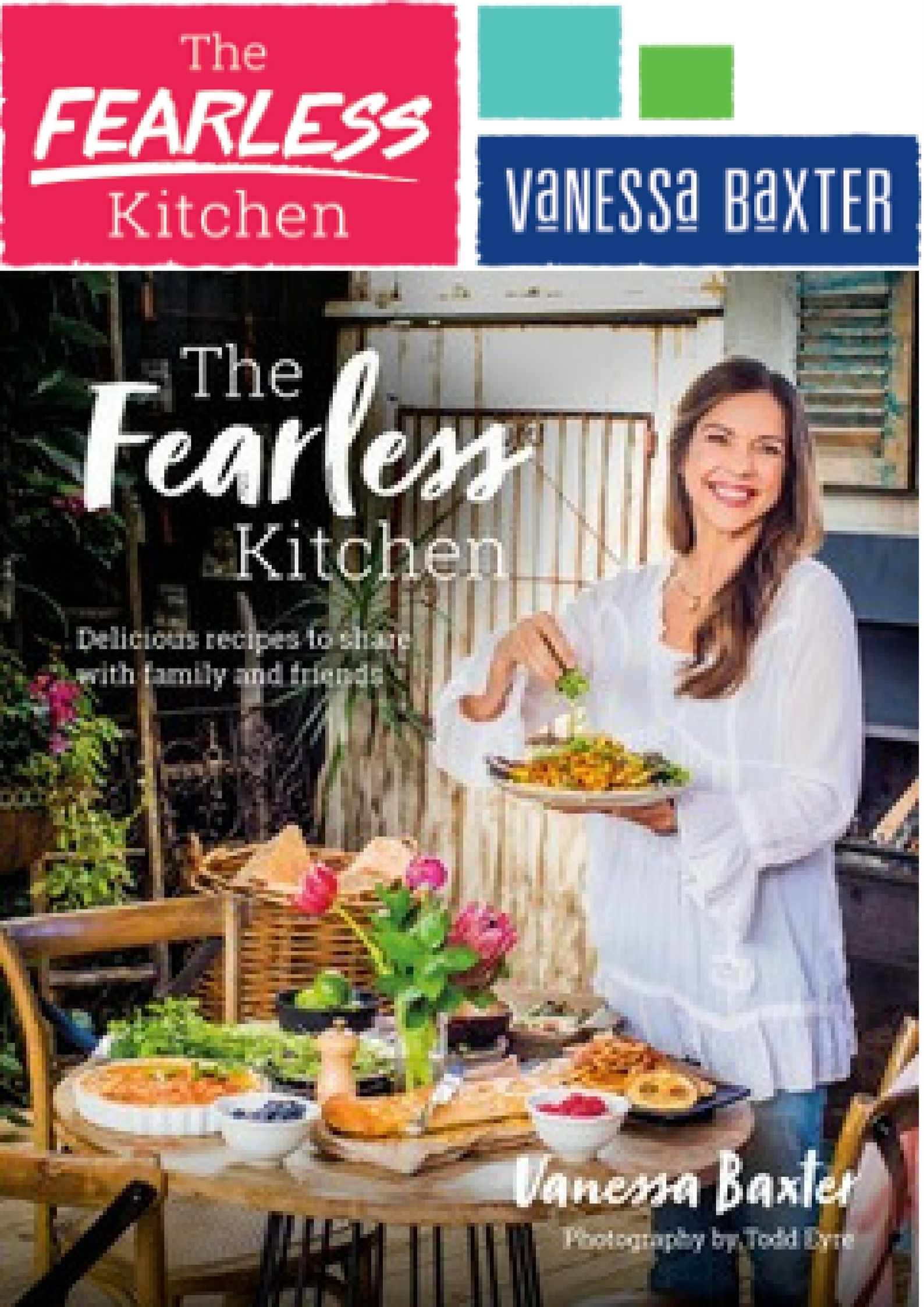 The Fearless Kitchen Delicious recipes to share with family and ...