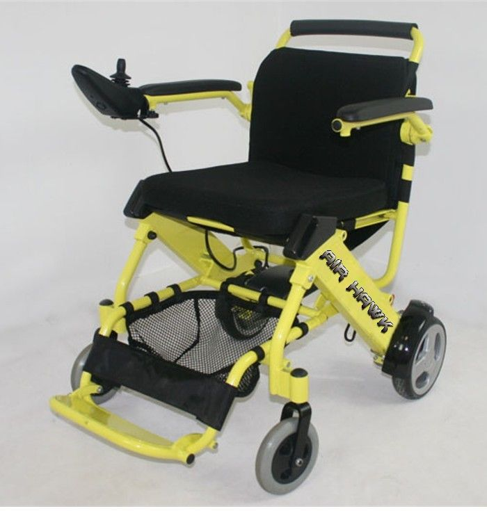 The Air Hawk Portable Power Wheelchair Accessibility